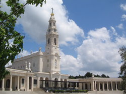 Basilica of Nossa Senhora do Rosário de Fátima