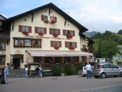 Hotel Drei Konige und Post