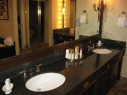 Master Bathroom with Vanity