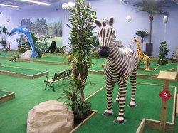Jambo Indoor Amusement Park