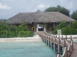 The Spa Island