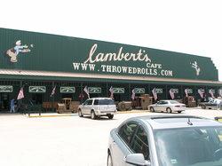 Lambert's Cafe