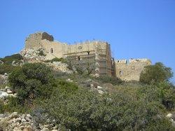 Μεσαιωνικό Κάστρο της Κρητηνίας (Κάστελλος)