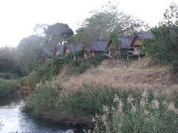 The Hippo Hollow Lodges