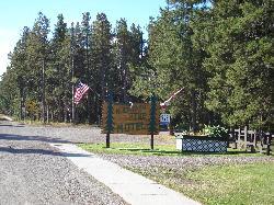 Mountain Pine Motel, East Glacier, MT