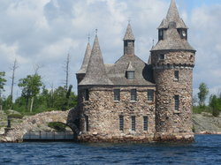 Boldt Castle and Yacht House