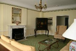 Front Room of Suite