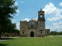 ‪San Antonio Missions National Historical Park‬