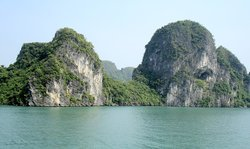 Halong Bay. September 2007