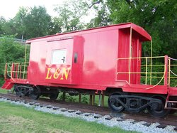 Waverly Train Explosion Memorial Museum
