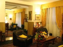 lobby on the 1st floor
