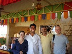 Us with Fifu & Geetu