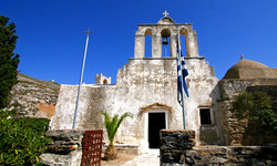 The Church of Panagia Drossiani