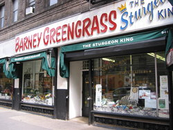 Barney Greengrass