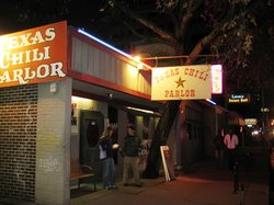 Texas Chili Parlor