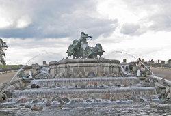 吉菲昂喷泉