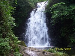 Gleno Waterfall