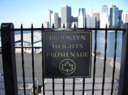 ‪Brooklyn Heights Promenade‬