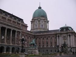 Château de Buda, Palais Royal