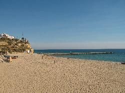nice sandy beach