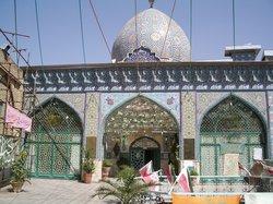 テヘランのバザール