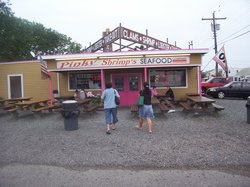 Pinky Shrimp's Seafood Co