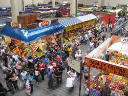 Mercadao - Sao Paulo Municipal Market