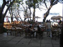 Restaurant - outdoor