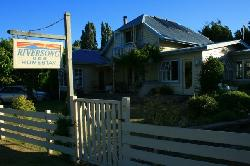 frontal view of the b&b