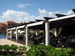 snack bar by main pool