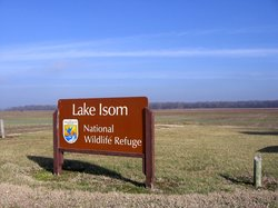 Lake Isom National Wildlife Refuge
