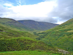 Glen Roy National Nature Reserve