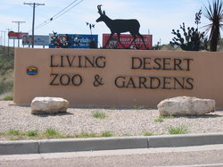 ‪Living Desert Zoo and Gardens State Park‬