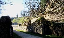 Roman Arena in Trier