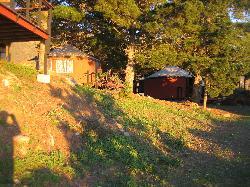 Yurt 13, and yurt 10 I think