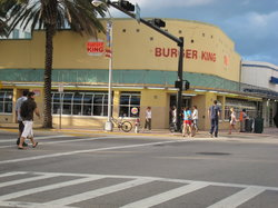 Burger King Miami Beach