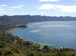 coatepeque lake