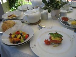 Breakfast at Summerwood Guest House