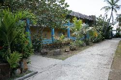Carib Beach detached building