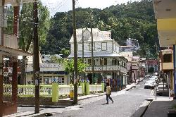 The town of Soufriere (17682911)