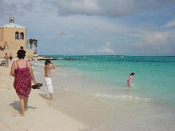 Para los que dice que la Playa está mal...