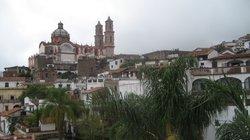 Paorámica de Taxco - Guerrero