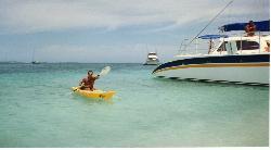 Playas en las islas - LOS ROQUES (VENEZUELA)
