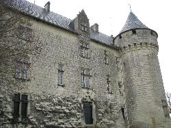 Outside of the Castle
