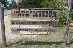 Frontier Times Museum