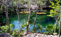 Mayan Blue Adventure