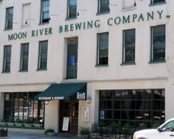 Moon River Brewing Company and Restaurant