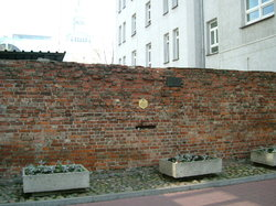 Fragment of Ghetto Wall