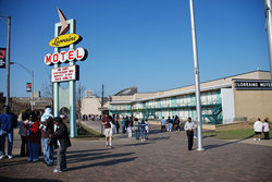 National Civil Rights Museum - Lorraine Motel