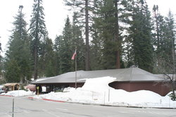 Kings Canyon Visitor Center